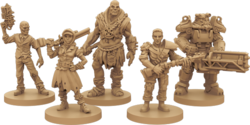 BoardGameCharacterPieces
