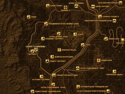 FNV Карта САЛУН СТАРАТЕЛЬ