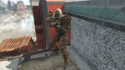 FO4 Scrounging Trapper