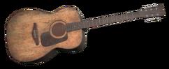 FO76 Acoustic guitar