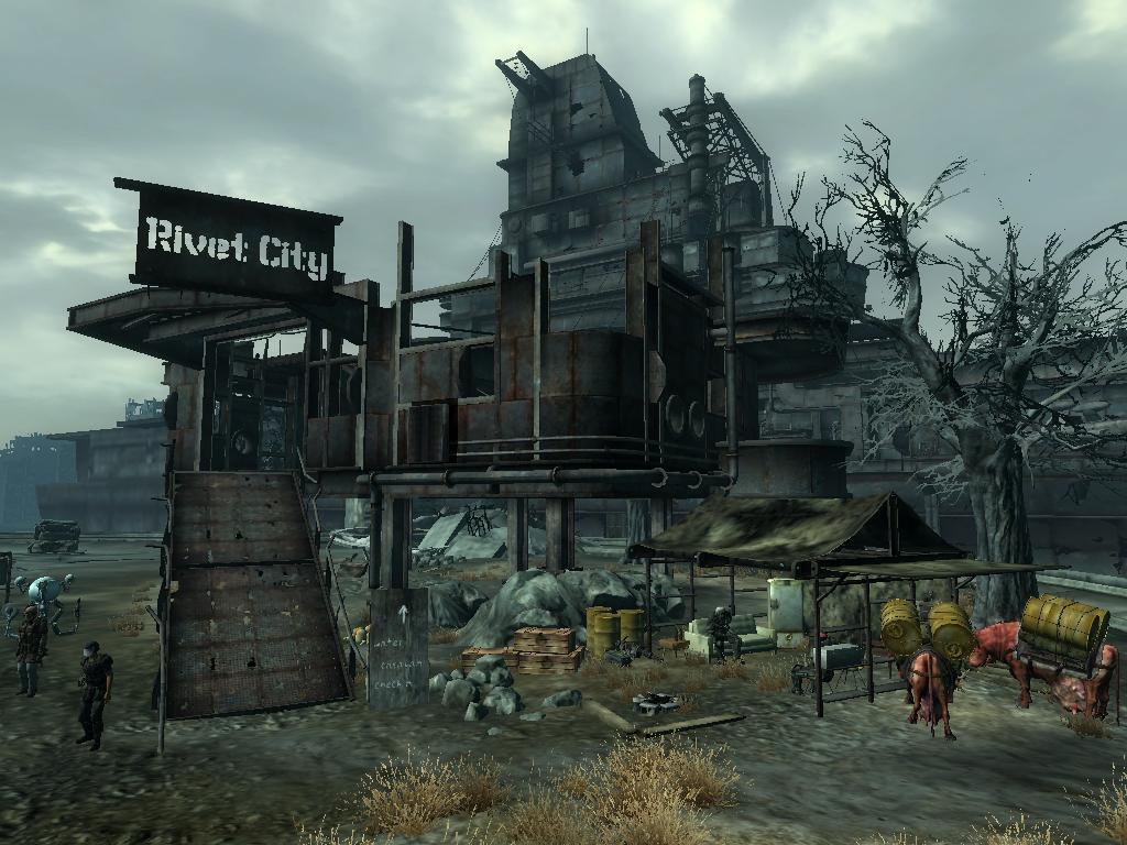 Fallout world Fallout Wiki FANDOM powered by Wikia