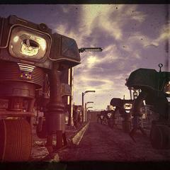 Сек'юритрони в одному з фіналів гри