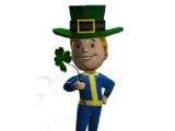 Bobblehead: Luck