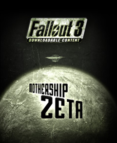 Mothership Zeta cover Bethsoft