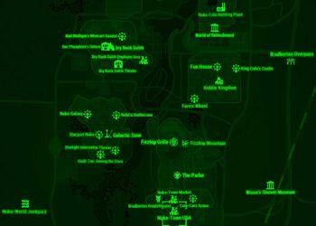 Nuka Town USA Fallout Wiki