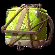 Atx skin backpack cooler lime l