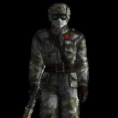 Китайський солдат