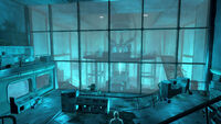 FO4 Mass Fusion reactor