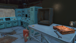 FO4 Oslow's Office Recording