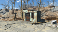 FO4 Starlight drive in workshop