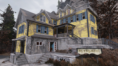FO76 Mountainside Bed and Breakfast