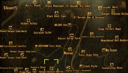 Ranger Station Charlie loc