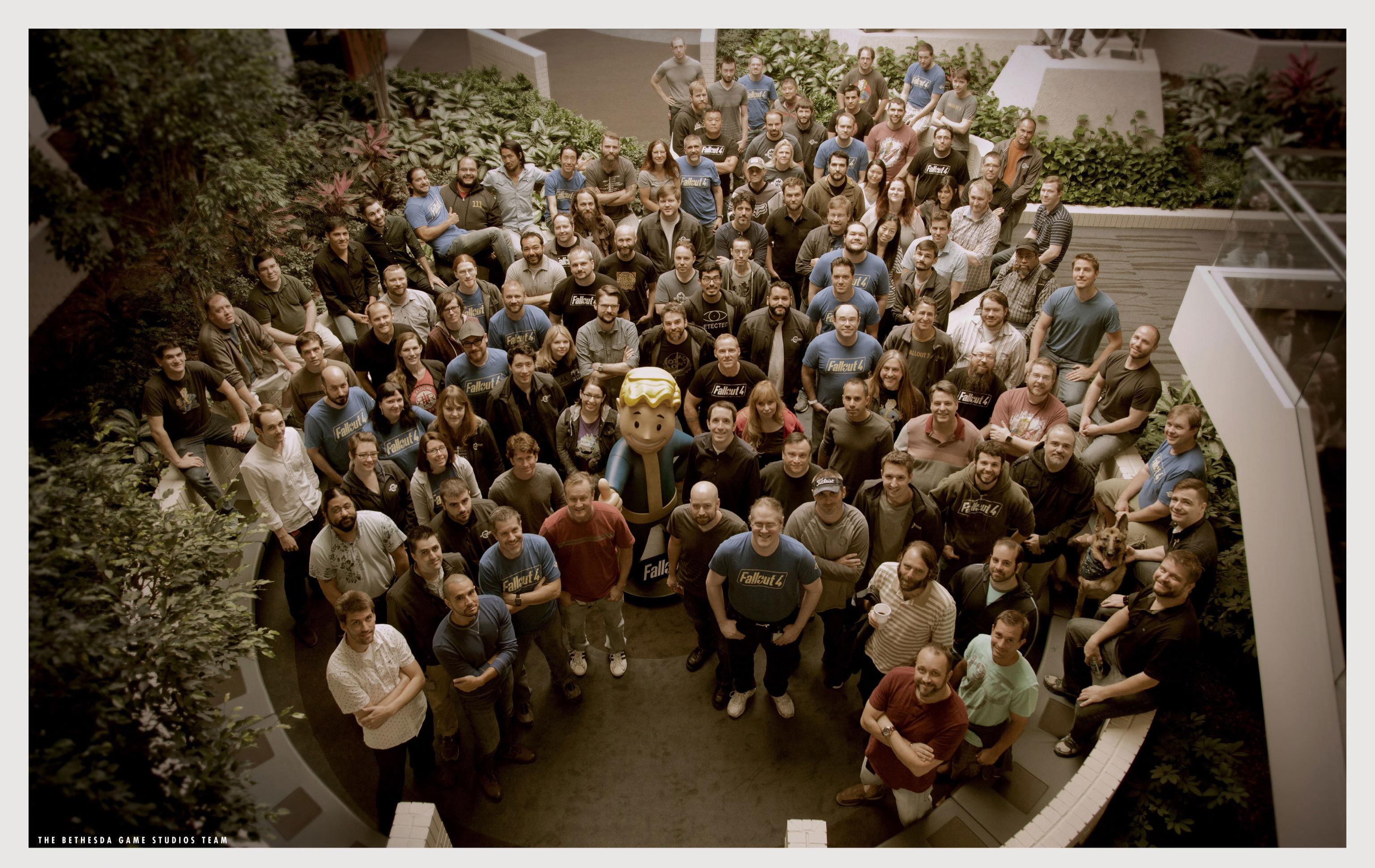 The Bethesda Game Studios Team