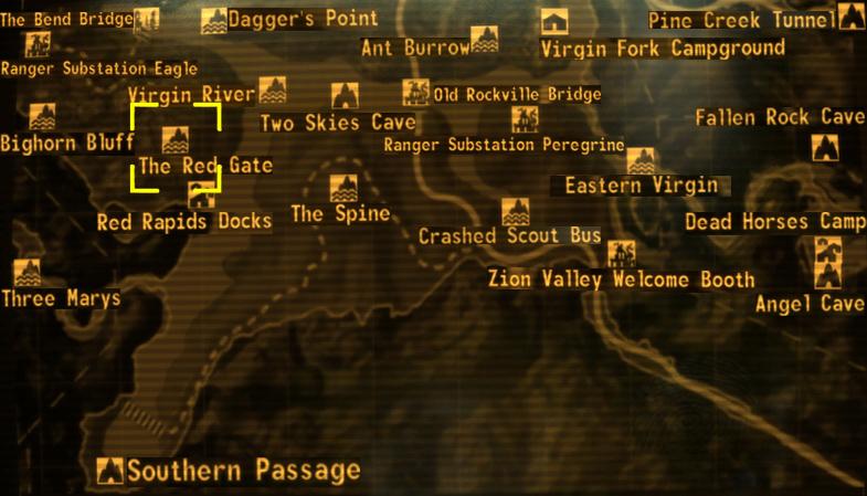 The Red Gate Fallout Wiki Fandom