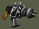 Гауссов пистолет PPK12 FOT