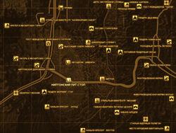 FNV Карта НИПТОНСКИЙ ПИТ-СТОП
