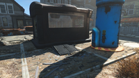 FO4 Concord Civic Access entrance