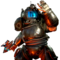 FO76LR Dark Matter Power Armor