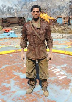 Surveyor outfit male