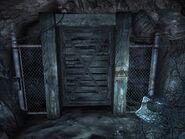 Дверь в пещере Ту-Скайз