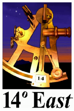 14 East logo