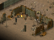 BW shaman hideout