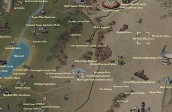 Fallout 76 Karte Deutsch.Big Fred S Bbq Shack Fallout Wiki Fandom Powered By Wikia