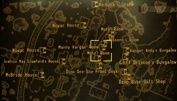 Dino Dee-lite motel room | Fallout Wiki | FANDOM powered by