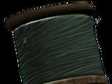 Ballistic fiber