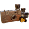 FO76 Atomic Shop - Wood grain camera paint