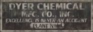 FO76 Dyer Chemical sign 9