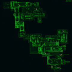 Vault 81 secret vault map