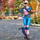 Atx skin armorskin metal pink c2