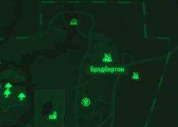 FO4NW map Bradberton