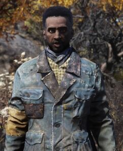 FO76WL Treasure hunter