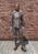 FO76 Fur Lined Jacket and Jeans Female