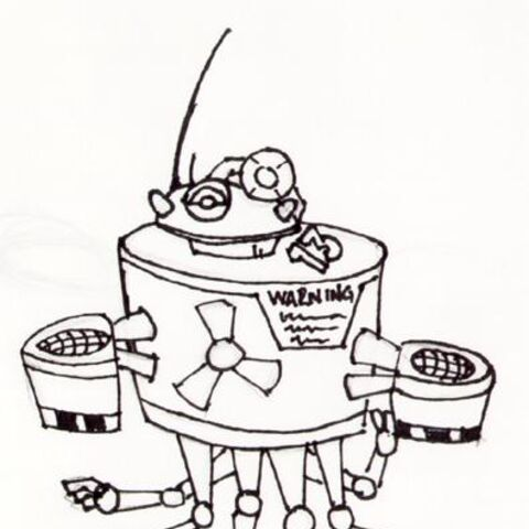 Mr. Handy concept art