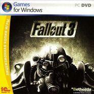 Обложка Fallout 3