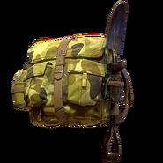 Atx skin backpack shovel camo l