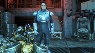 FO4 Mechanist pose