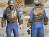 Металлическая броня (Fallout 4)