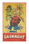 FO76WA Fasnacht Day Atomic Shop