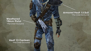 Armored Vault Suit Fo4 Style Armored Vault Suit At Fallout New