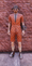 Fo76nw outfit jack o lantern short suit