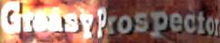 Greasy Prospector logo
