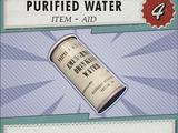 Purified water (Fallout: New California)