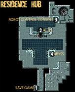 Secret Vault residence hub