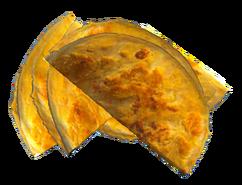 Deathclaw egg omelette