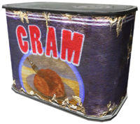 FO4 Cram