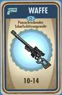 FOS Karte - Panzerbrechendes Scharfschützengewehr